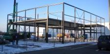 Nieuwbouw Bandenservice Numansdorp